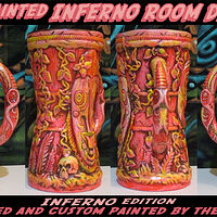 Painting Inferno edition by Kenneth M Ruzic