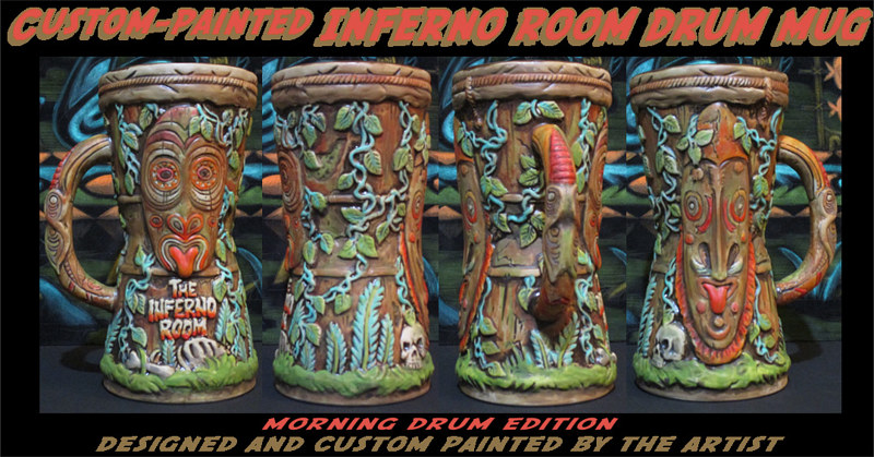 Painting Morning Drum edition by Kenneth M Ruzic