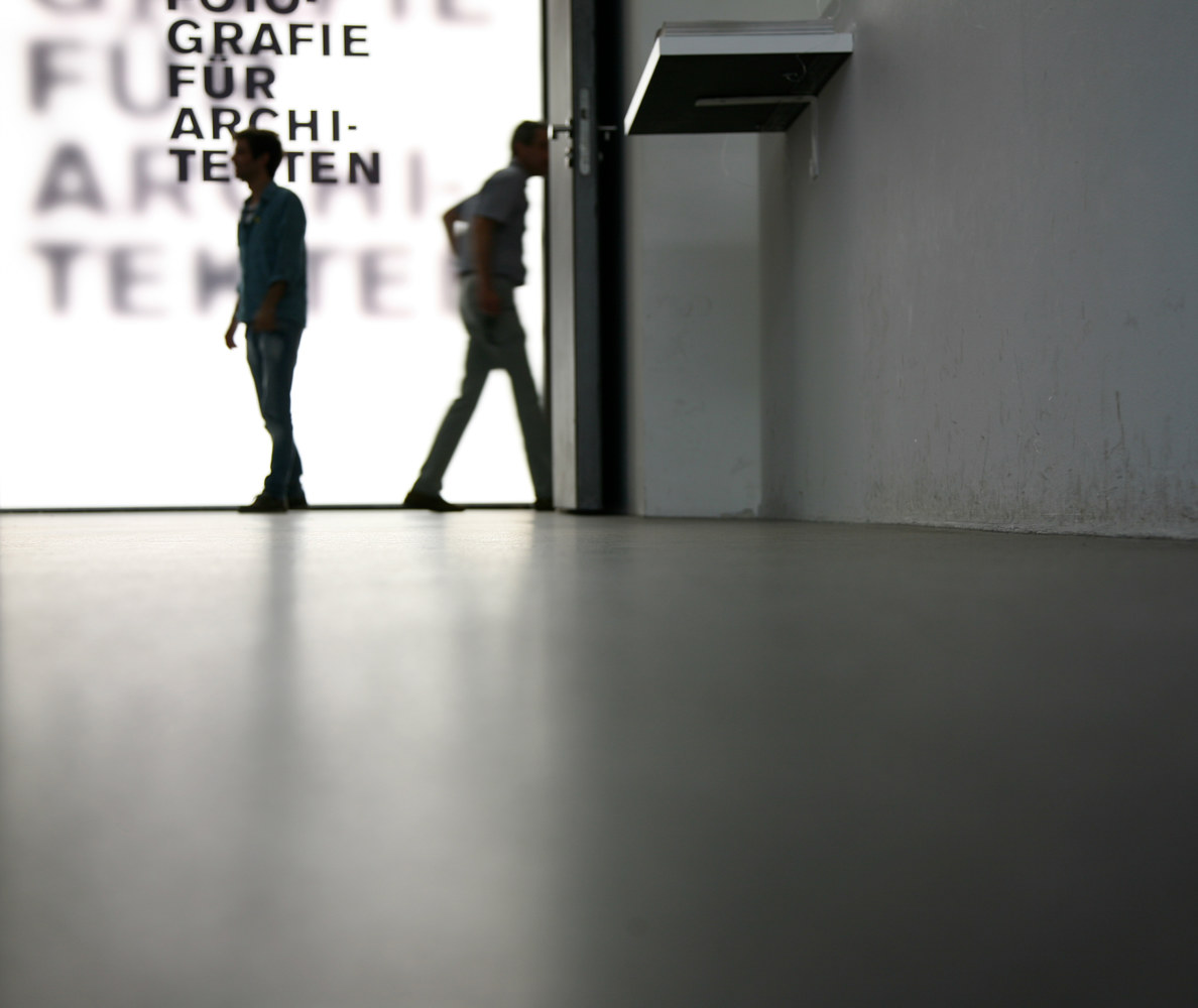 Visitors. Pinakothek der Moderne. Munich, Germany. (2011) by Mike Steinhauer