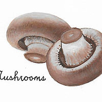 Mushrooms by Susan Lynch