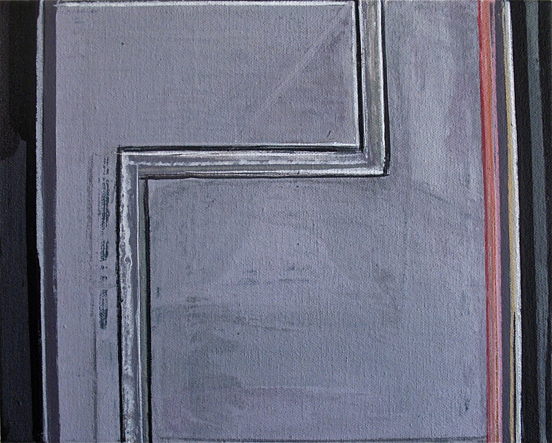"Acrylic painting ""Angles"" by Brad Nuorala"