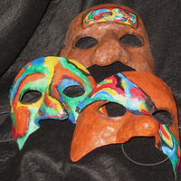 Wearable Face Masks 7 by Pamela Schuller