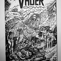 Vader Cover by Dylan Humphreys