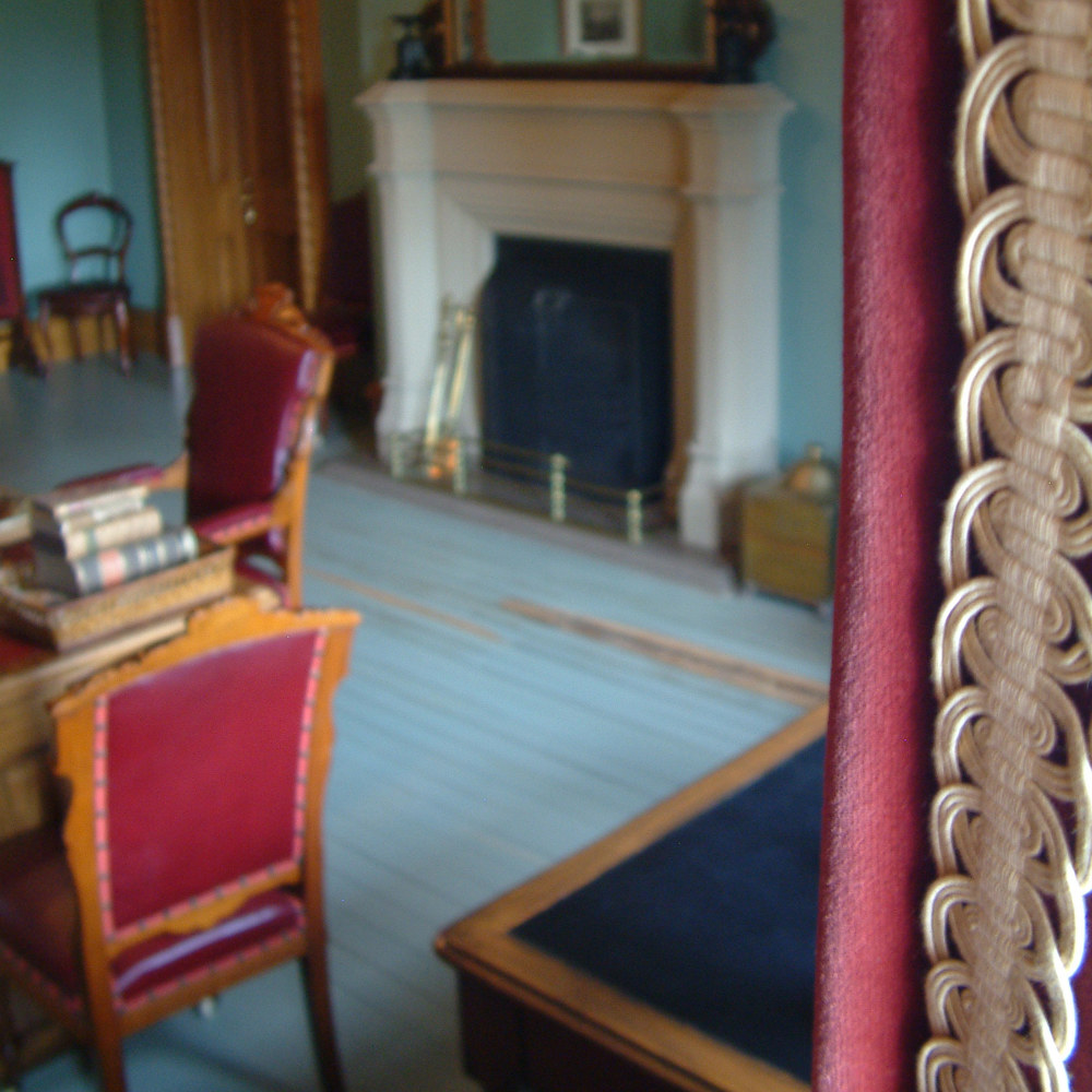 Office of the Governor General (heritage rooms), East Block by Mike Steinhauer