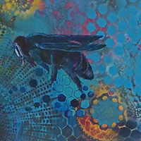 black-bee by Frederica  Hall