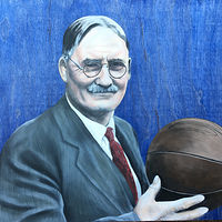 James Naismith by Stuart  Sampson