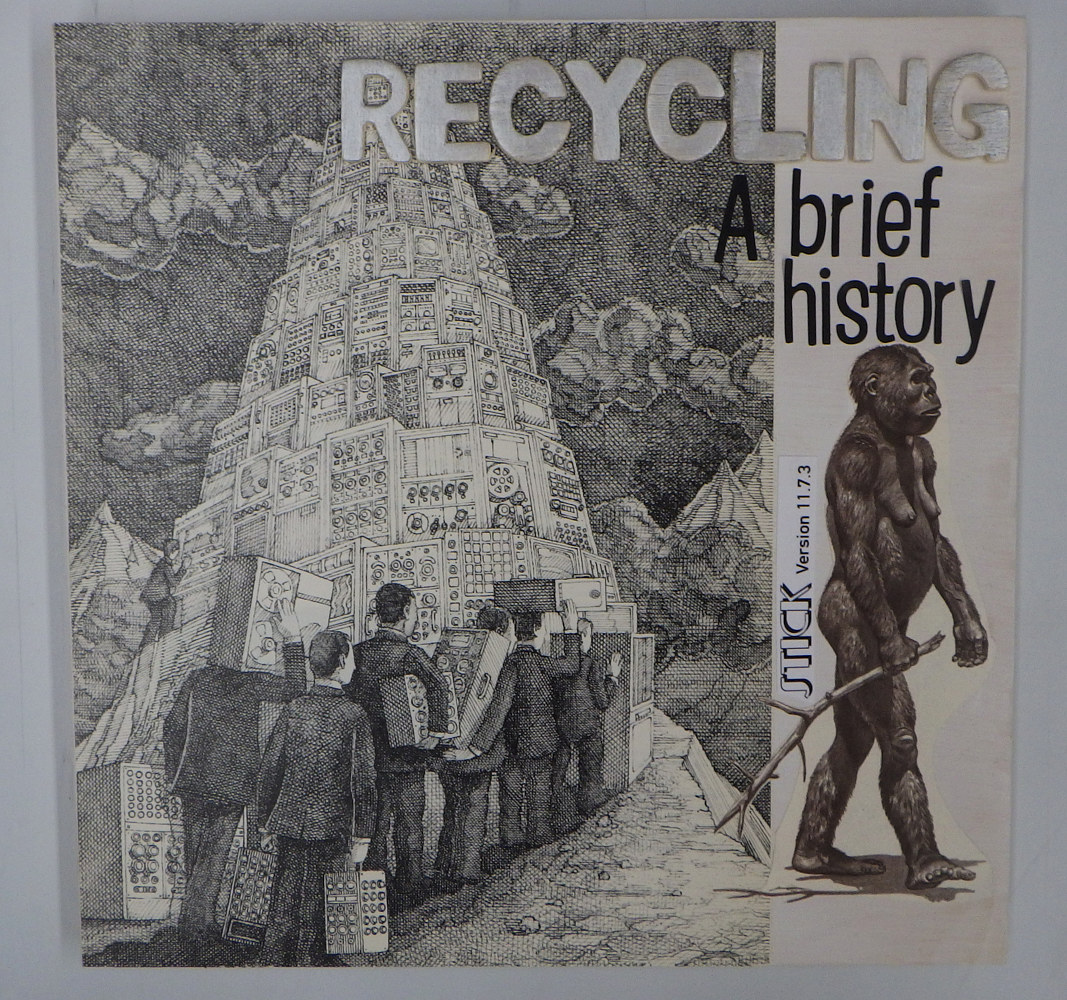 Recycling by Rick Gillis