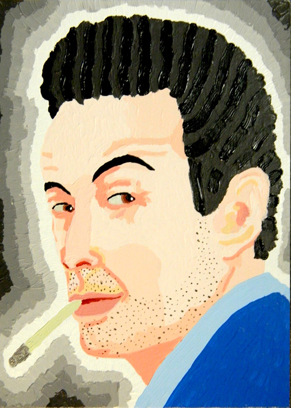Lenny Bruce by Phil Cummings