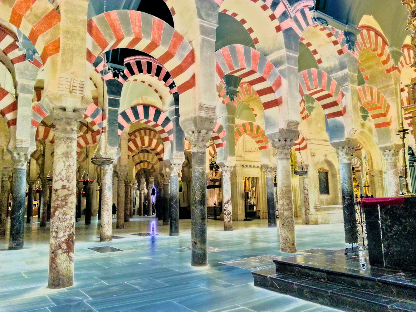 Photography Mezquita by Pamela Pitt