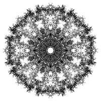 Print Hovig 18440 Mandala from Craft (1800x1800) by John Hovig