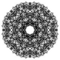 Print Hovig 18439 Mandala from Render (1800x1800) by John Hovig