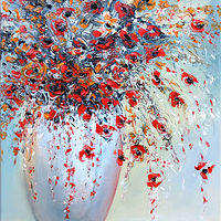 Air and Flowers. by Svetlana Barker