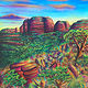 Sedona by Isaac Carpenter