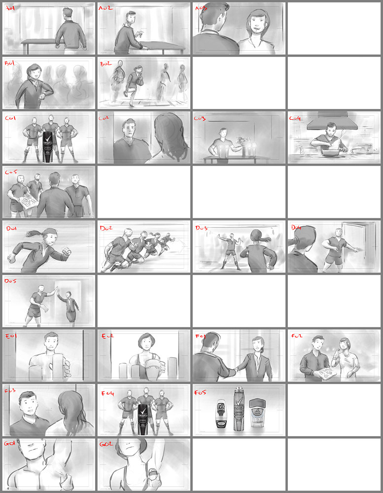 MM_Rexona_All_Blacks_Contact_Sheet_A01 by Hendrik Gericke