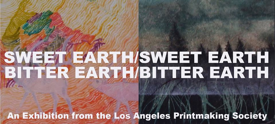 Print Sweet Earth Bitter Earth by Cathie Crawford