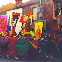 Glastonbury England Goddess Conference 2000-4 by Frederica  Hall