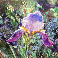 Iris by Kimberley Senior