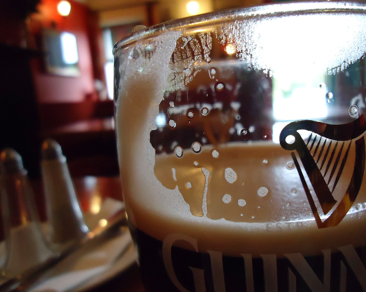 """Pub"", Ireland by Heather Solomon"