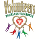 Volunteers Logo 1 by Steve Ferris