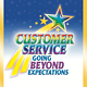 Customer Service Logo by Steve Ferris