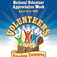 Volunteers Logo 2 by Steve Ferris