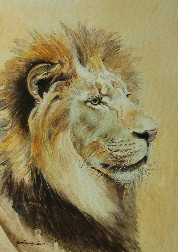 Painting The Pride by Dianne Jane Gupta