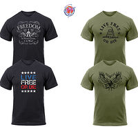 Freedom T-Shirts by Steve Ferris