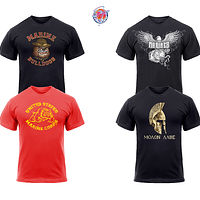 Marines T-Shirts by Steve Ferris