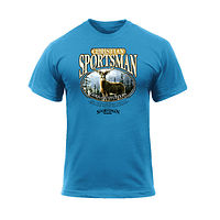 Christian Sportsman T-Shirt by Steve Ferris