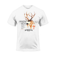 Hunting For Truth T-Shirt by Steve Ferris
