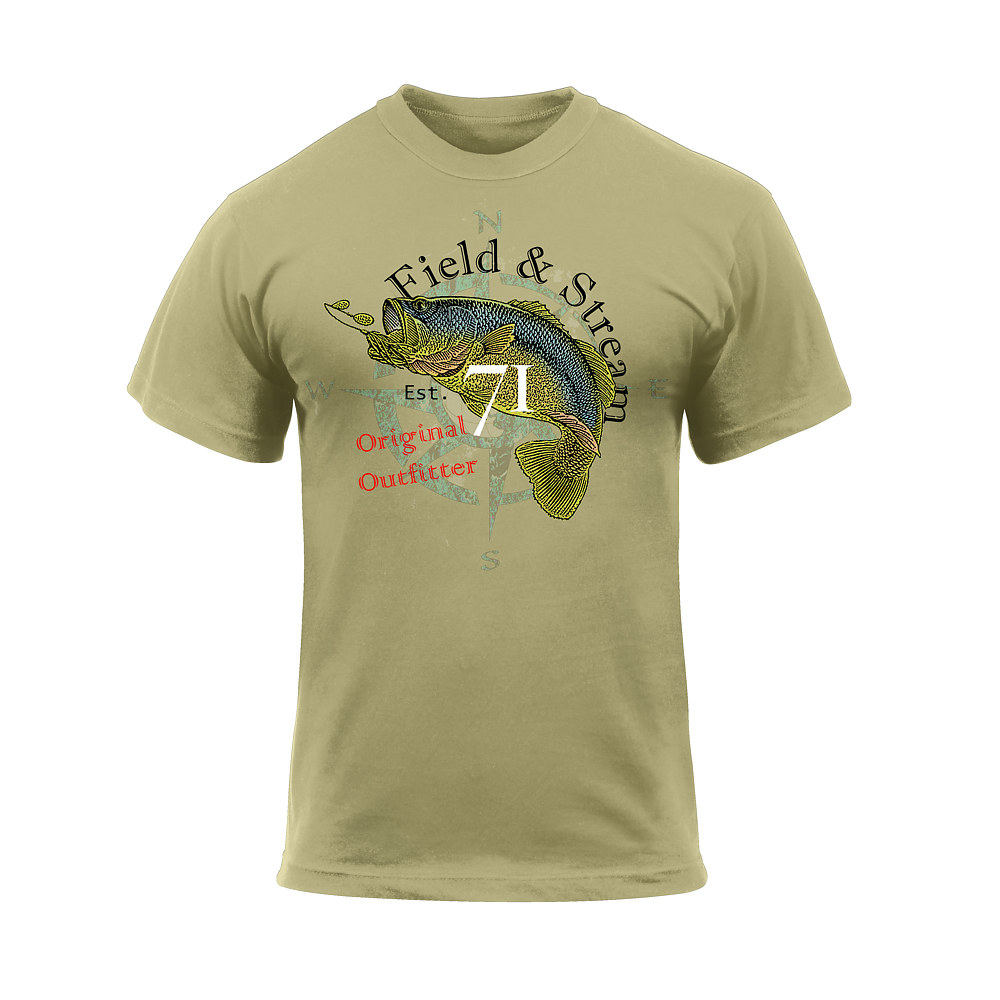 Field & Stream Shirt by Steve Ferris