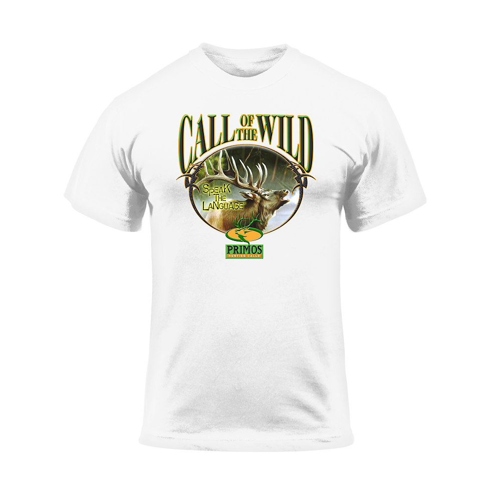 Call Of The Wild T-Shirt by Steve Ferris