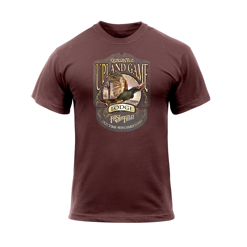 Upland Game T-Shirt by Steve Ferris