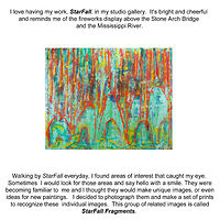 StarFall Fragments explanation by Edward Bock