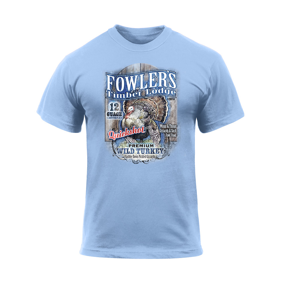 Fowlers T-Shirt 1 by Steve Ferris
