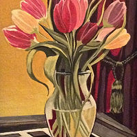 Tulips by Melissa Kenyon Mcintyre