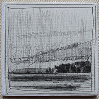 Drawing Saturday Morning, Rice Lake by Harry Stooshinoff