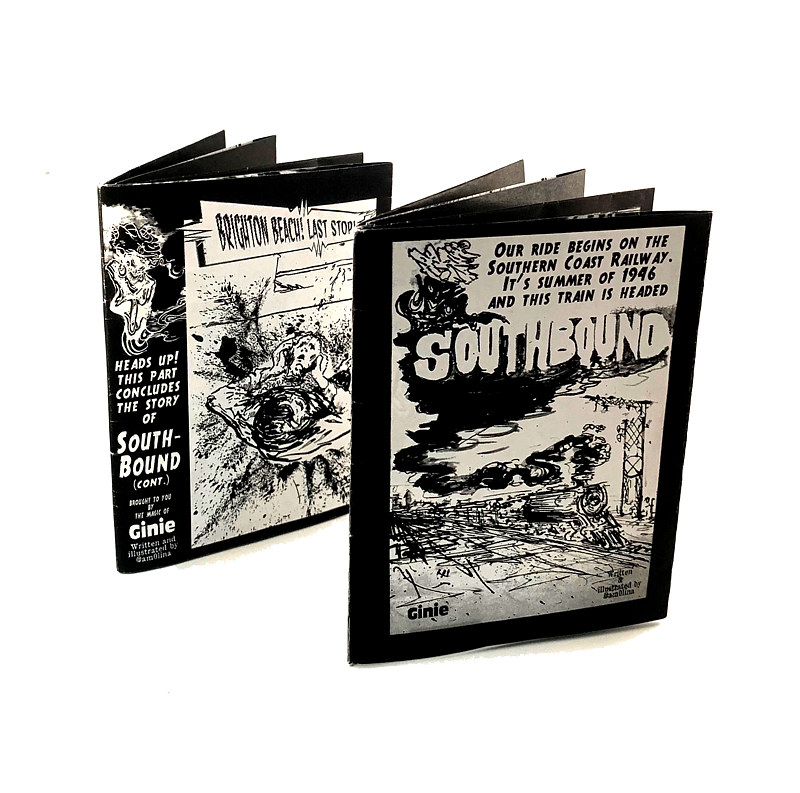South-Bound Duo Book Set by Adrian Molina