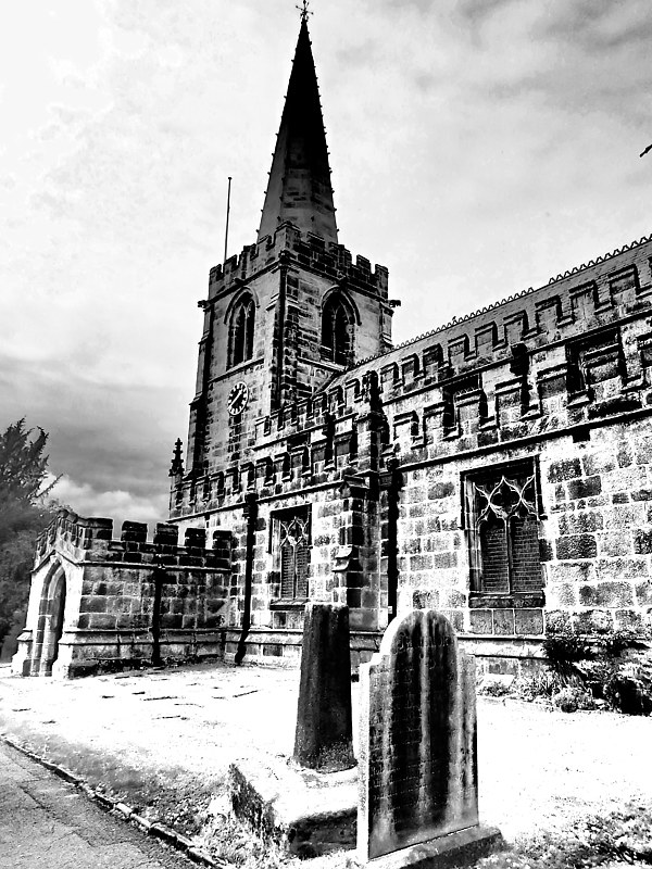 St Michael and All Angels2 by Stephen Plunkett