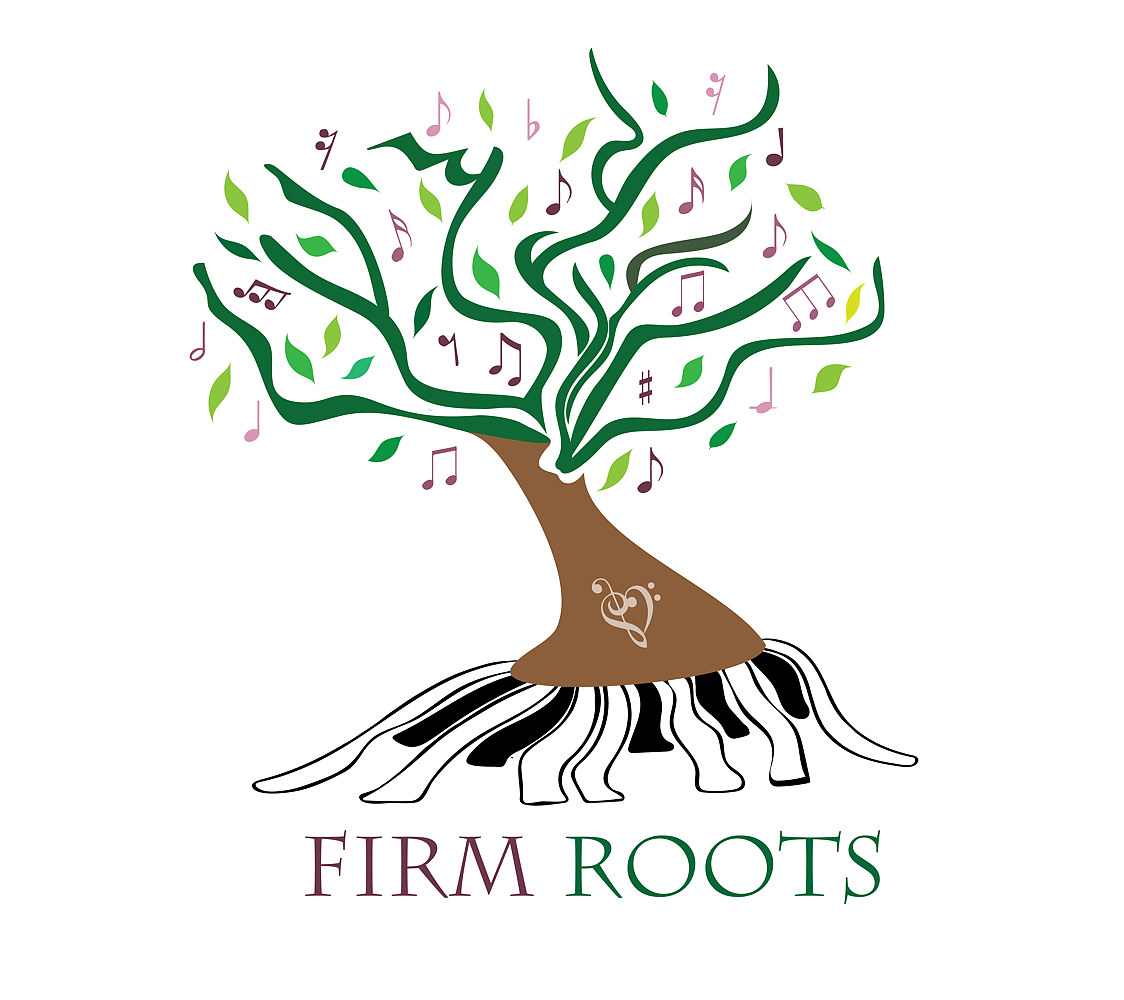 Firm Roots | Duo Pianist Lara Driscoll and Chris White by Nathalie Gribinski