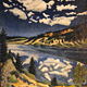 Oil painting Lake Isobel, Colorado Rockies by Anastasia O'melveny
