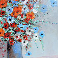 Bouquet from the garden by Svetlana Barker
