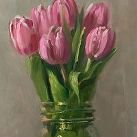 """Tulips"" by Noah Verrier"