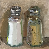 """Salt & Pepper""  by Noah Verrier"