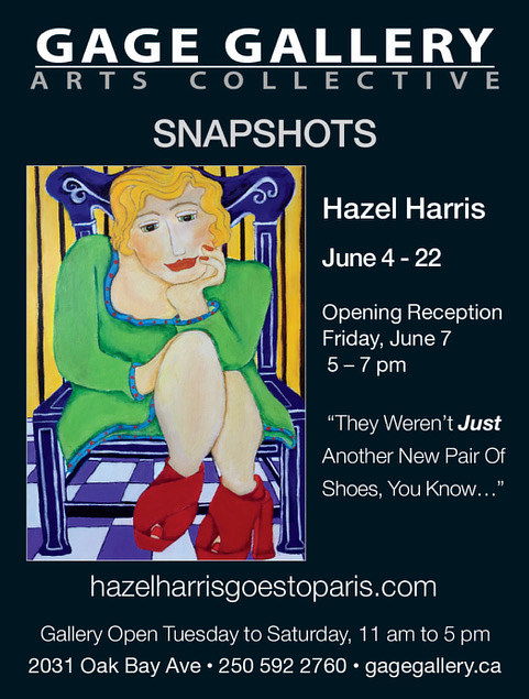 SOLD by Hazel Harris