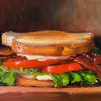 """BLT""  by Noah Verrier"