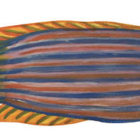 Six-lined Wrasse by Susan Lynch