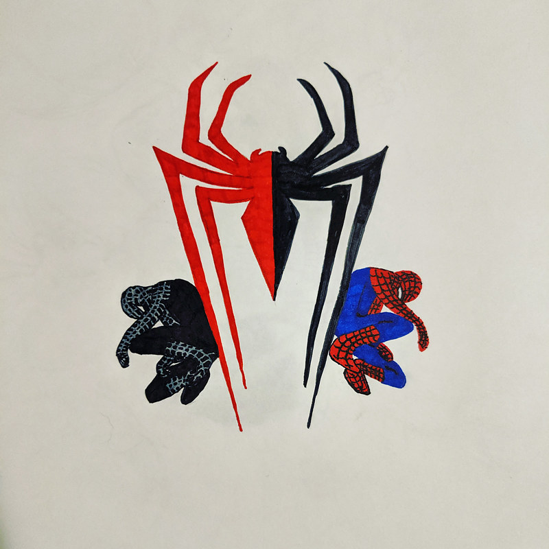 Spiderman: Torn Between Good and Evil by Matt Kantor