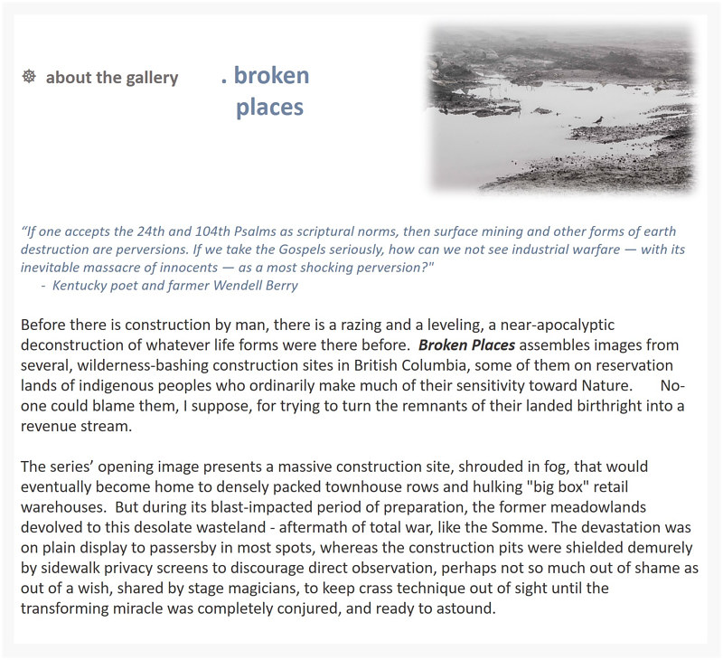 Intro - Broken Places by Hunter Madsen