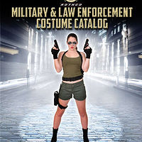 Rothco 2012 Costume Catalog Cover B by Steve Ferris